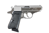 Walther PPK/S Pistol .380 ACP