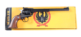 Ruger NM Single Six Revolver .22 cal
