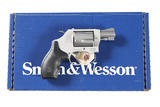 Smith & Wesson 637-2 Airweight Revolver .38 S&W