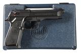 Beretta 92FS Pistol 9mm Para