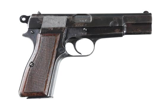 FN P-35 Pistol 9mm