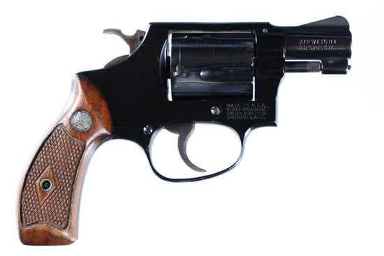 Smith & Wesson 37 Revolver .38 spl