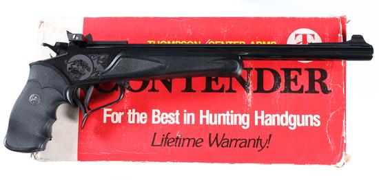 Thompson Center Contender Pistol .30 Herrett