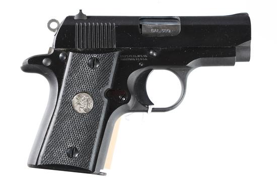 Colt Mustang Pistol .380 ACP