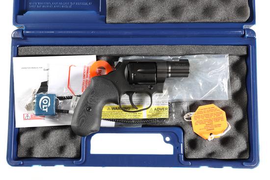 Colt Cobra Revolver .38 spl+p