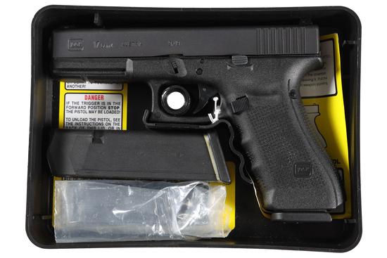 Glock 17 Gen 4 Pistol 9mm