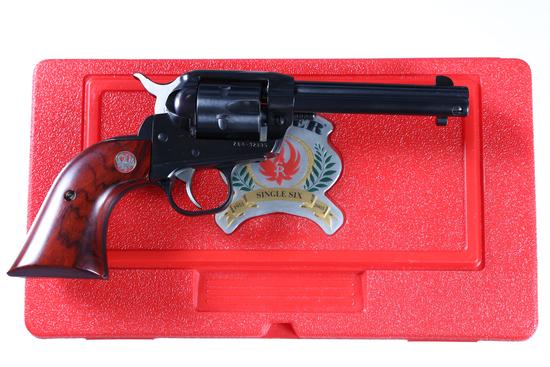 Ruger NM Single Six Revolver .22lr/.22 mag