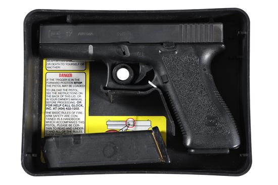 Glock 17 Pistol 9mm