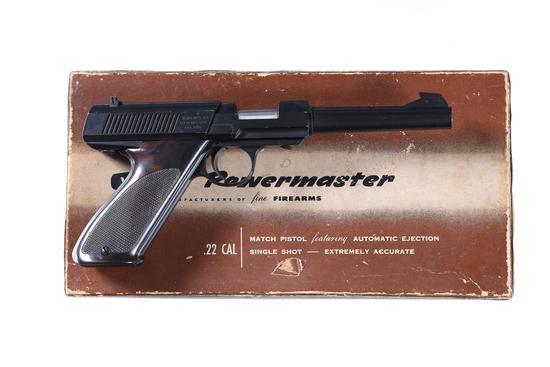 Wamo Powermaster Pistol .22lr