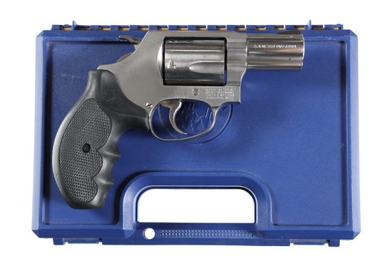 Smith & Wesson 60-9 Revolver .357 mag