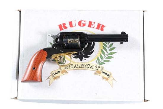 Ruger Bearcat Revolver .22 lr