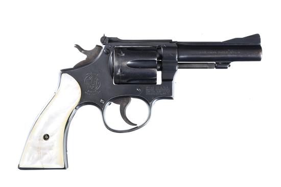 Smith & Wesson K-22 Masterpiece Revolver .22 lr