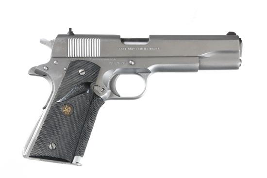 Colt Govt MK IV Series 80 Pistol .45 ACP