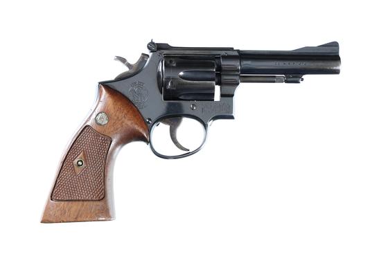 Smith & Wesson 48 Revolver .22 MRF