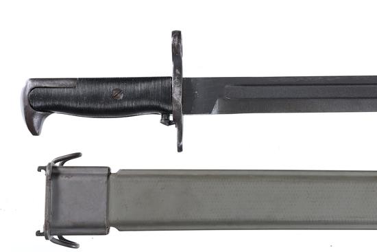 US 1942 Bayonet