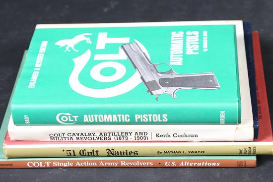 4 Colt Books