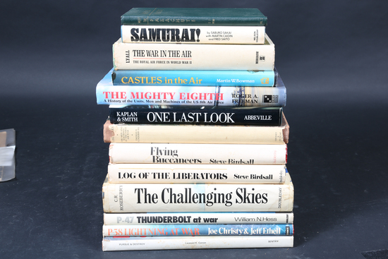 14 Flight Books