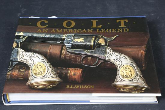Colt American Legend Book