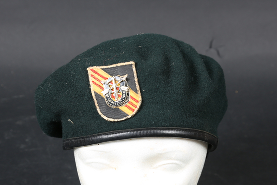 Military Green Beret