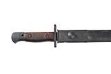 Vickers 1907 Bayonet