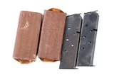 4 M1 carbine & 1911 magazines