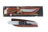2 Browning & Tabor knives