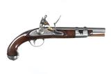 S. North M-1816 Perc Pistol .54 cal