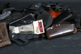Lot of Assorted Holster and Pouches