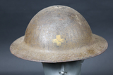 WWI 33rd Division helmet