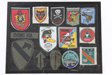 Lot of 14 Vietnam patches