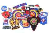 Lot of 22 military patches
