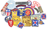 Lot of 23 military patches