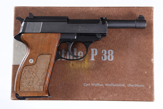 Walther P 38 Pistol .22  lr