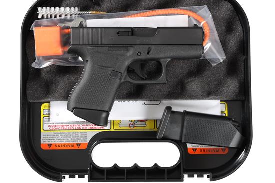 Glock 43 Compact Pistol 9mm