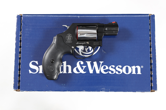 Smith & Wesson 360J Airweight Revolver .357 mag