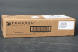 Case of Federal 5.56 Nato ammo