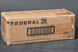 Case of Federal .223 rem ammo