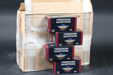 2 cases of Freedom Munitions .223 rem ammo