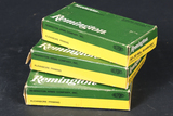 3 bxs Remington .30-30 win ammo