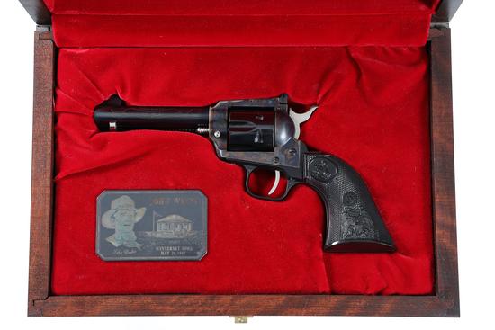 Colt New Frontier Revolver .22 lr
