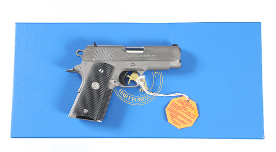 Colt LW Officers ACP Pistol .45 ACP