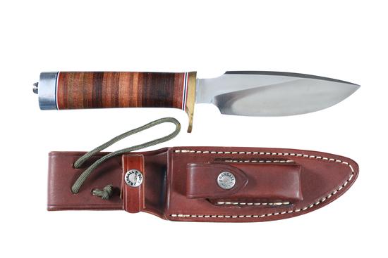 Randall Alaskan Skinner knife