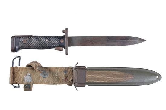 US M-5 bayonet