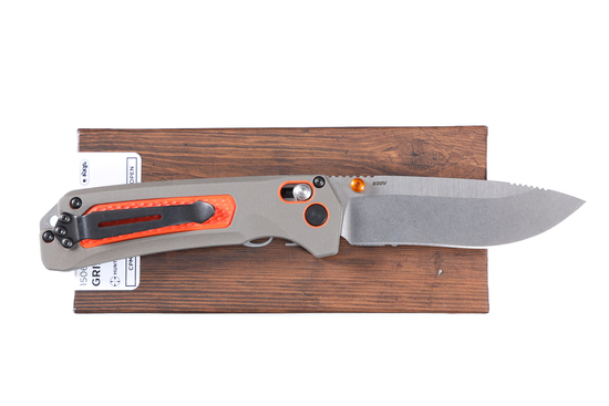 Benchmade Grizzly Ridge knife