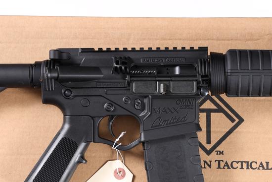 American Tactical AR-15 Omni Hybrid Semi Rifle 5.56 Nato
