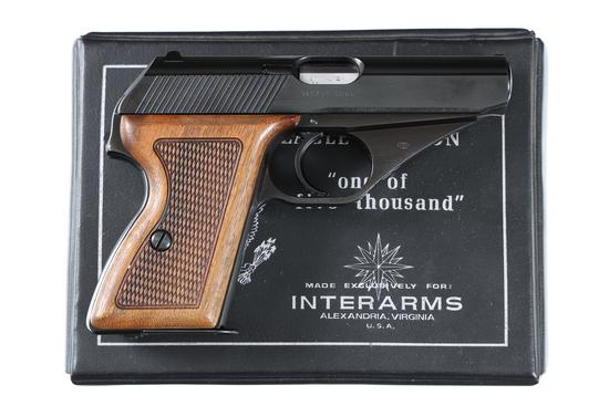 Mauser HCs Pistol .380 ACP