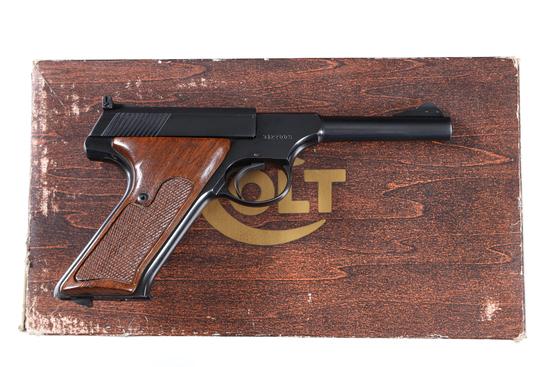 Colt Woodsman Sport Pistol .22 lr
