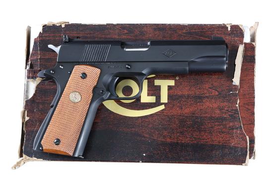 Colt Service Model Ace Pistol .22 lr
