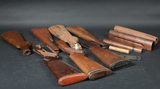 Lot of Buttstocks and Forends