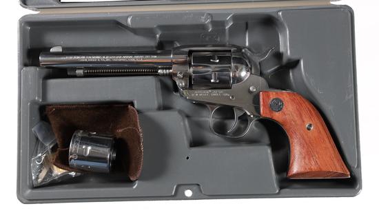 Ruger NM Single Six Revolver .22 lr/mag